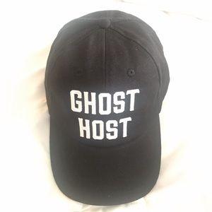 Ghost Host Disney Hat